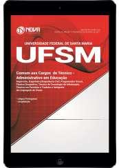 Download Apostila UFSM - RS Pdf - Comum aos Cargos de Técnico Administrativo em Educação