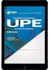 Download Apostila UPE Pdf - Enfermeiro