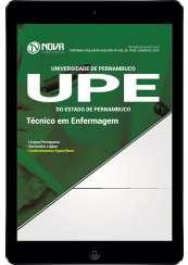 Download Apostila UPE Pdf - Técnico em Enfermagem