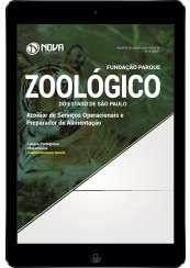 Download Apostila Zoológico de São Paulo SP Pdf - Auxiliar de Serv. Operacionais e Preparador de Alimentação
