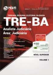 Apostila TRE-BA - Analista Judiciário - Área: Judiciária