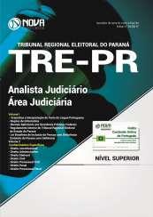 Apostila TRE-PR - Analista Judiciário – Área Judiciária