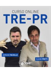 Curso Online Intensivo TRE-PR - Técnico Judiciário: Área Administrativa