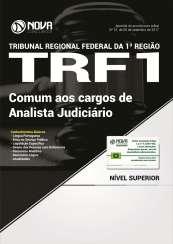 Apostila TRF 1ª Região - Comum aos cargos de Analista Judiciário