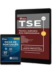 Download Apostila TSE Pdf – Técnico Judiciário - Área Administrativa