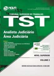 Apostila TST - Analista Judiciário – Área Judiciária