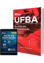 Apostila UFBA - Auxiliar em Administração