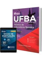 Apostila UFBA - Técnico de Laboratório/Química