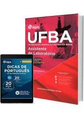 Apostila UFBA - Assistente de Laboratório