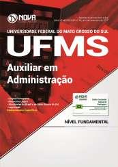 Apostila UFMS - Auxiliar em Administração