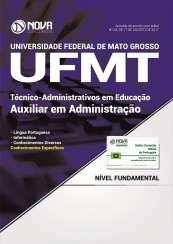 Apostila UFMT - Auxiliar em Administração