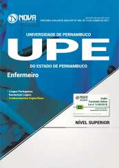 Apostila UPE - Enfermeiro