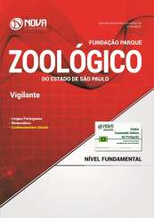Apostila Zoológico de São Paulo SP - Vigilante