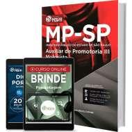Apostila MP - SP – Auxiliar de Promotoria III - Motorista