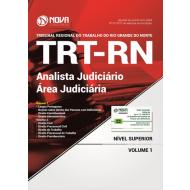 Apostila TRT-RN - Analista Judiciário - Área judiciária