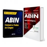 Combo ABIN - Agente de Inteligência
