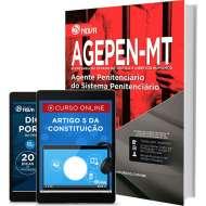 Apostila AGEPEN - MT – Agente Penitenciário do Sistema Penitenciário