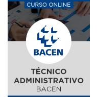 Curso Online BACEN - Técnico Administrativo + Simulados