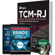 Apostila TCM RJ Técnico de Controle Externo