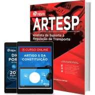 Apostila ARTESP - Analista de Suporte à Regulação de Transporte