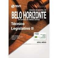 Apostila Câmara de Belo Horizonte - MG - Técnico Legislativo II