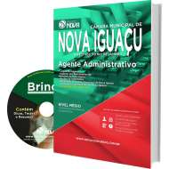 Apostila Nova Iguaçu - Agente Administrativo