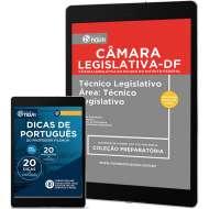 Download Apostila Câmara Legislativa - DF Pdf – Técnico Legislativo