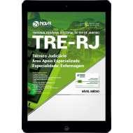Download Apostila TRE-RJ PDF - Técnico Judiciário - Esp. Enfermagem