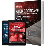 Apostila Polícia Científica – Perito Criminal - Área 8