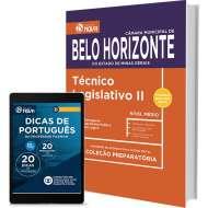 Apostila Câmara de Belo Horizonte - MG – Técnico Legislativo II