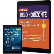 Download Apostila Câmara de Belo Horizonte - MG Pdf – Técnico Legislativo II