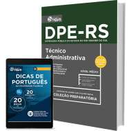 Apostila DPE - RS – Técnico Administrativa