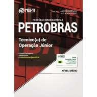 Apostila Petrobras - Técnico(a) de Operação Júnior