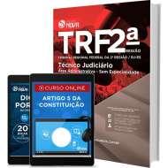Apostila TRF 2ª Região RJ ES - Técnico Judiciário - Área Administrativa