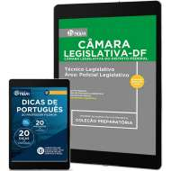 Download Apostila Câmara Legislativa - DF Pdf – Técnico Legislativo - Área: Policial Legislativo