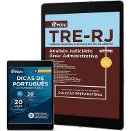 Download Apostila TRE - RJ Pdf – Analista Judiciário - Área: Administrativa