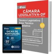 Apostila Câmara Legislativa - DF – Técnico Legislativo