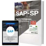 Apostila SAP SP - Agente de Segurança Penitenciária de Classe I ( Feminino e Masculino)