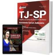 Apostila TJ - SP - Assistente Social Judiciário