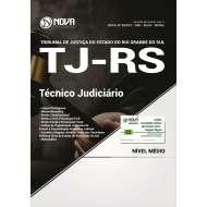 Apostila TJ-RS - Técnico Judiciário