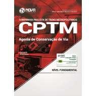Apostila CPTM - Agente de Conservação de Via