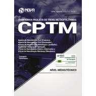 Apostila CPTM - Agente de Serviços de Operação, Agente de Manutenção e Oficial de Manutenção