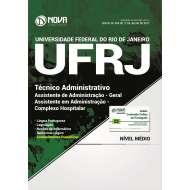 Apostila UFRJ 2017- Assistente de Administração