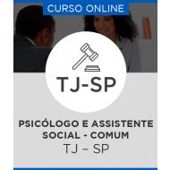Curso Online TJ - SP – Psicólogo e Assistente Social Judiciário