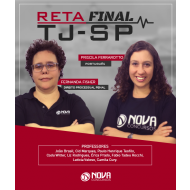 Curso Online TJ SP - Reta Final