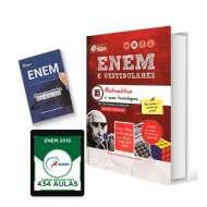 Combo Apostila ENEM Coleção Completa + Provas Comentadas Atualizadas + Curso Online