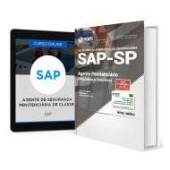 Combo SAP SP 2017 - Apostila + Curso Online de Agente de Segurança Penitenciária