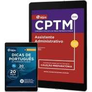 Download Apostila CPTM Pdf – Assistente Administrativo