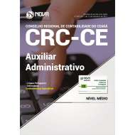 Apostila CRC-CE - Auxiliar Administrativo