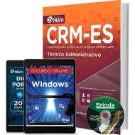 Apostila CRM - ES - Técnico Administrativo